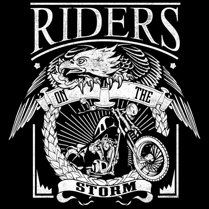 Raiders On The Storm