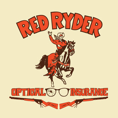 Red Ryder Optical Insurance TShirt